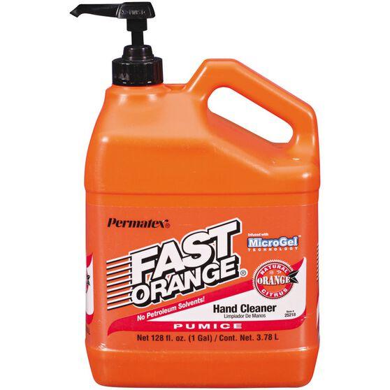 Permatex Fast Orange Hand Cleaner - 3.78 Litre, , scanz_hi-res