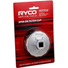 Ryco Oil Filter Cup Wrench RST202, , scanz_hi-res
