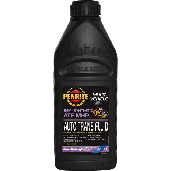 Penrite Automatic Transmission Fluid - Semi-Synthetic, MHP, 1 Litre, , scanz_hi-res