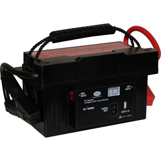 SCA 12V Compact Jump Starter - 8 Cylinder, 1700 Amp, , scanz_hi-res