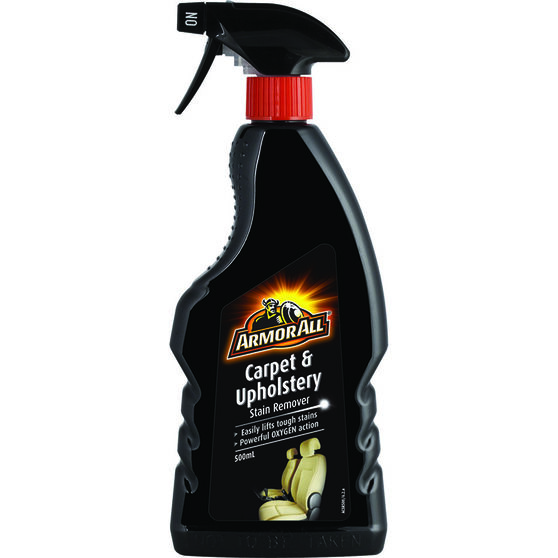 Armor All Carpet and Upholstery Stain Remover - 500mL, , scanz_hi-res