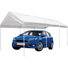 CoverALL 3m x 6m x 2.7m Temporary Carport, , scanz_hi-res