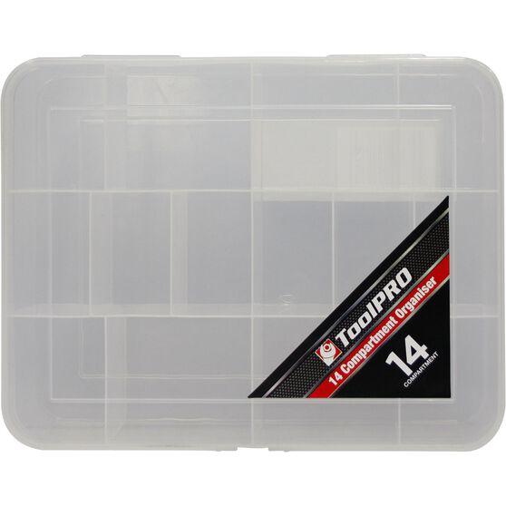 ToolPRO Organiser - 14 Compartment, , scanz_hi-res