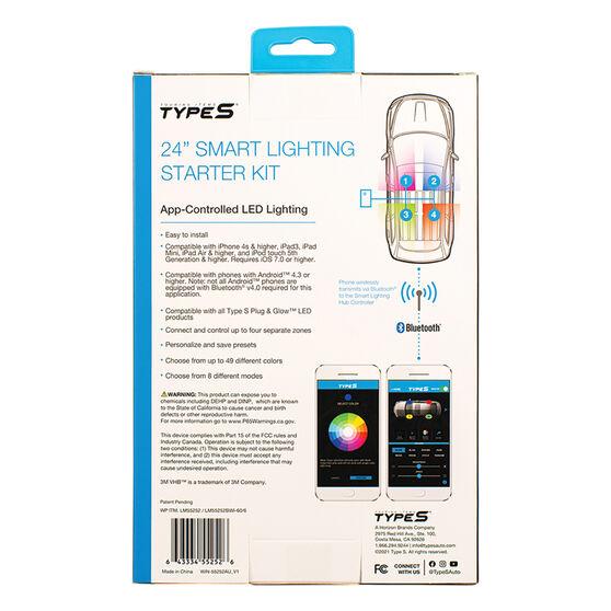 """Type S Interior LED 24"""" Plug & Glow Starter Kit, , scanz_hi-res"""