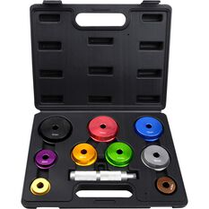 Bearing Race and Seal Driver Kit - 10 Piece, , scanz_hi-res