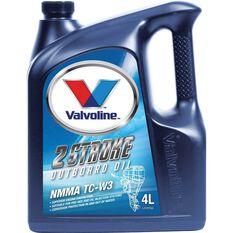 Valvoline Outboard Engine Oil - 2 Stroke, 4 Litre, , scanz_hi-res