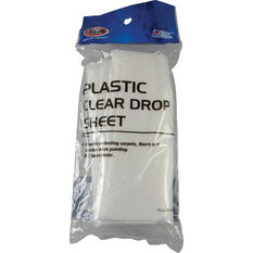 SCA Plastic Drop Sheet - 9.7m2, , scanz_hi-res