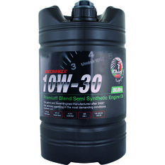 Cherokee Engine Oil - 10W-30, 5 Litre, , scanz_hi-res