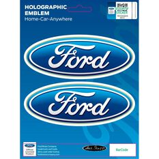 Sticker - Ford Logo, Holographic, , scanz_hi-res