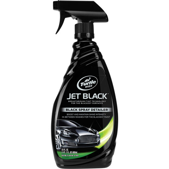Turtle Wax Black Spray Detailer - 680mL, , scanz_hi-res