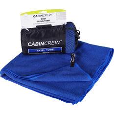 Cabin Crew Boot Towel - Dark Blue, , scanz_hi-res