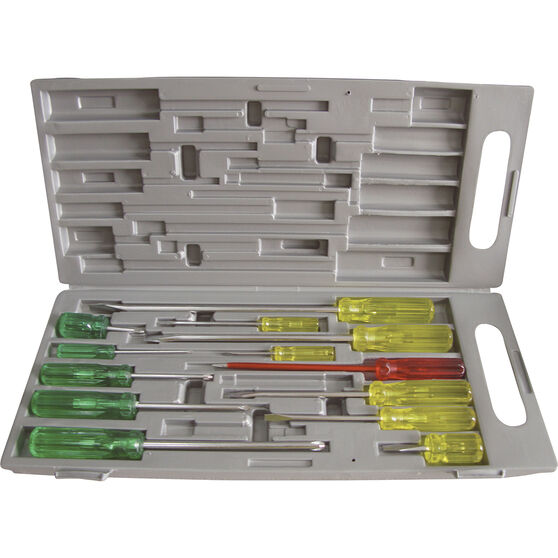 SCA Screwdriver Set - 13 Piece, , scanz_hi-res