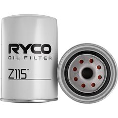 Ryco Oil Filter Z115, , scanz_hi-res