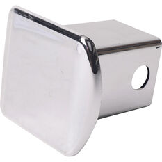 SCA Tow Hitch Cover - Chrome, , scanz_hi-res