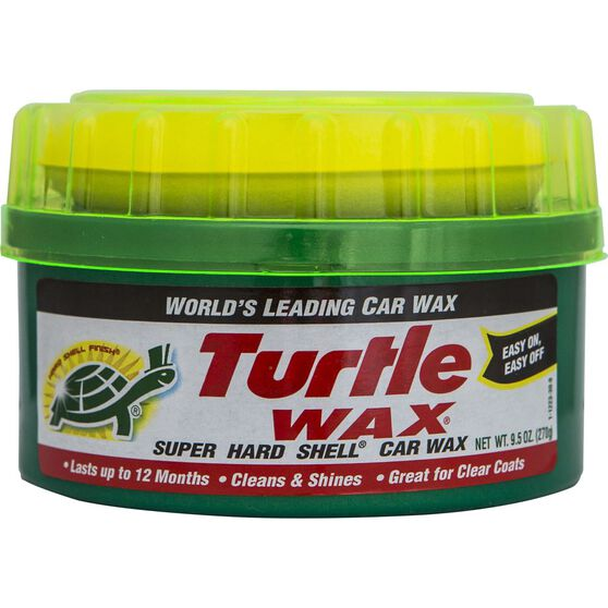Turtle Wax Hard Shell Wax - 270g, , scanz_hi-res