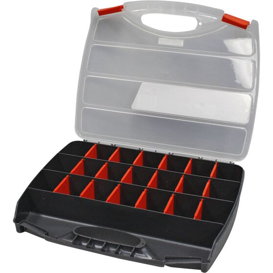 SCA Plastic Organiser - 12.5in, 21 Compartment, , scanz_hi-res