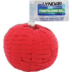 Lyndar Foam Polishing Ball, , scanz_hi-res
