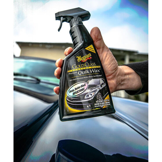 Meguiar's Gold Class Quik Wax - 473mL, , scanz_hi-res