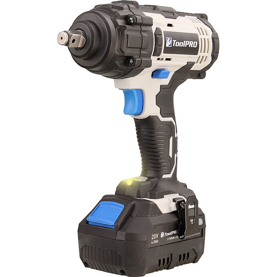 ToolPRO Impact Wrench Kit - 20V, , scanz_hi-res