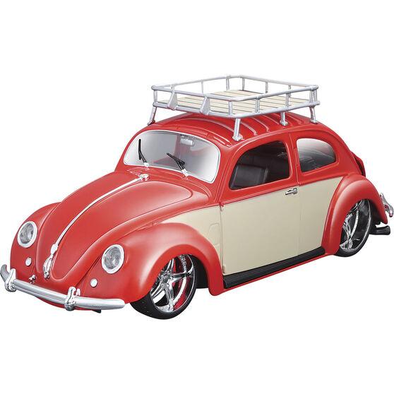 Die Cast 1956 VW Beetle - 1:18 Scale Model, , scanz_hi-res