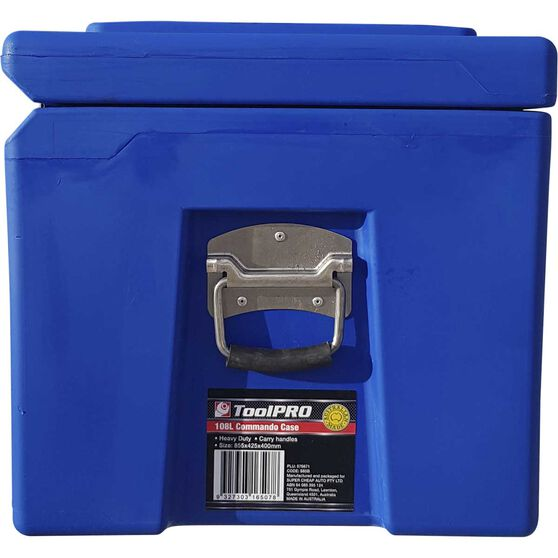 ToolPRO Commando Case Medium 108 Litre Blue, , scanz_hi-res