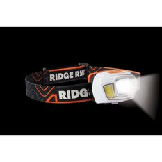 Ridge Ryder Head LAMP - LED, H1, 3AAA, , scanz_hi-res