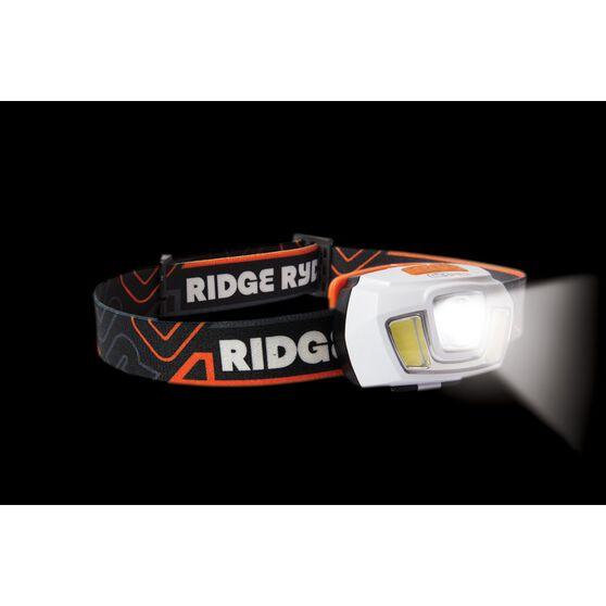 Ridge Ryder Head LAMP - LED, H1, 3AAA, , scanz_hi-res