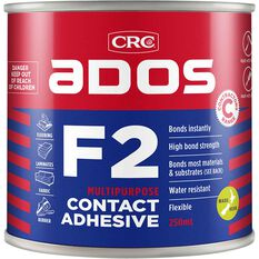 ADOS Contact Adhesive - F2 Multipurpose, 250ml, , scanz_hi-res