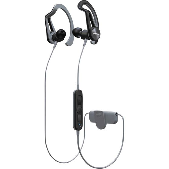 Pioneer Over-ear Sports Bluetooth Headphones SE-E7BT(H), , scanz_hi-res