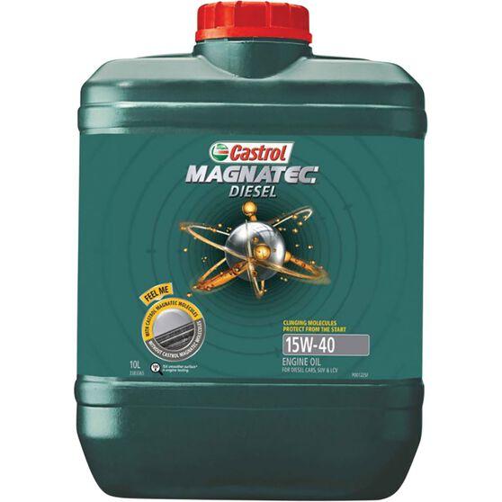 Castrol MAGNATEC Diesel Engine Oil - 15W-40, 10 Litre, , scanz_hi-res
