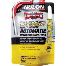 Nulon EZY-SQUEEZE Low Viscosity Multi-Vehicle Automatic Transmission Fluid 1 Litre, , scanz_hi-res