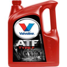 Auto Transmission Fluid - Type F, 4 Litre, , scanz_hi-res
