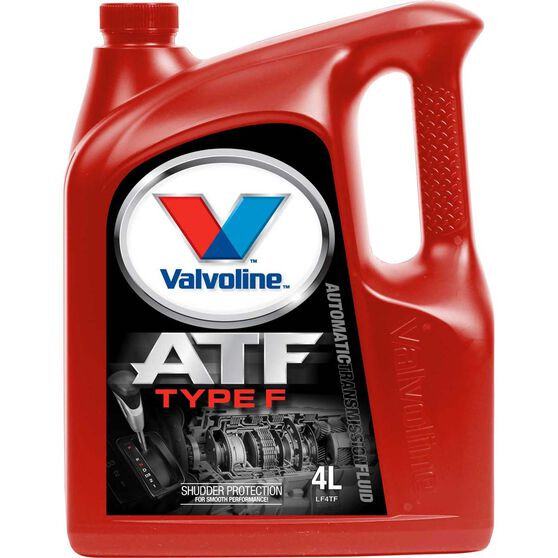 Valvoline Auto Transmission Fluid - Type F, 4 Litre, , scanz_hi-res