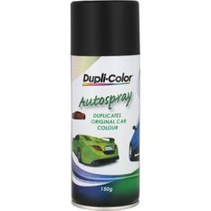 Dupli-Color Touch-Up Paint Matt Black 150g DS112, , scanz_hi-res
