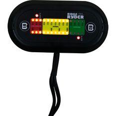 Ridge Ryder Dual Battery Monitor - 12 Volt, , scanz_hi-res