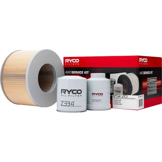 Ryco Service Filter Kit - RSK20, , scanz_hi-res