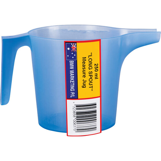 SCA Plastic Measuring Jug - 250mL, , scanz_hi-res