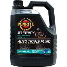 Penrite Automatic Transmission Fluid ATF LV 4 Litre, , scanz_hi-res