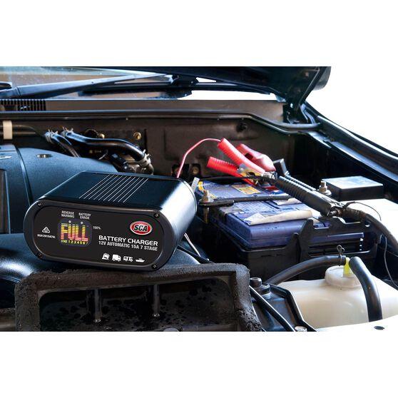 SCA 12V 15 Amp 7 Stage Battery Charger, , scanz_hi-res