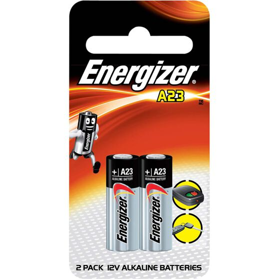 Speciality Alkaline Battery - A23, 2 Pack, , scanz_hi-res