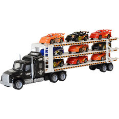 Bathurst Bound Transporter - with Cars, , scanz_hi-res