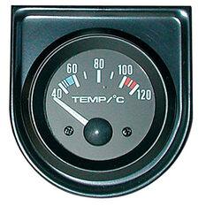 Trisco Water Temperature Gauge - Electrical, 52mm, , scanz_hi-res