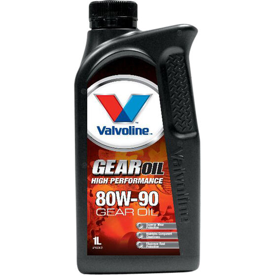 Valvoline High Performance Gear Oil - 80W-90, 1 Litre, , scanz_hi-res