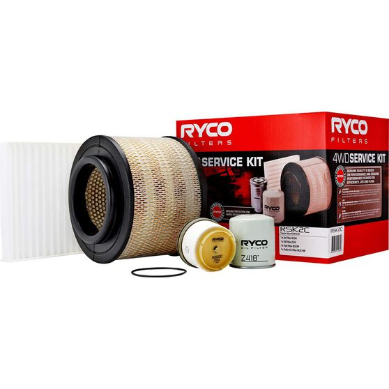 Ryco Service Filter Kit - RSK2C, , scanz_hi-res