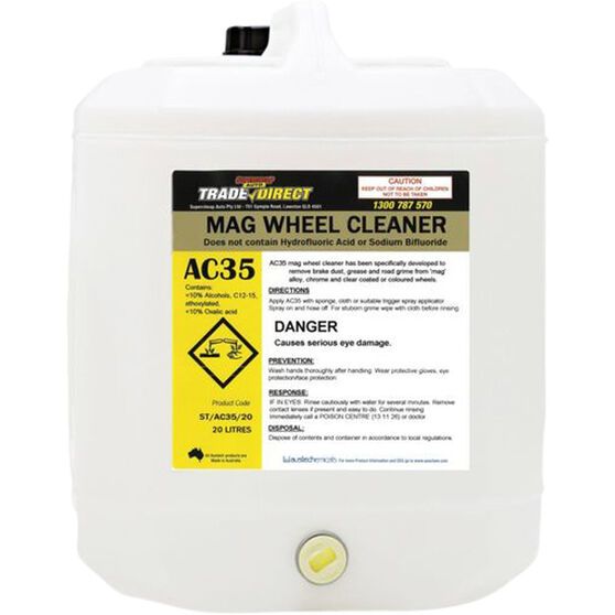 Trade Direct Mag Wheel Cleaner - 20 Litre, , scanz_hi-res