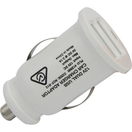 USB Adaptor SCA - 12V, 5V, 3.1A, , scanz_hi-res