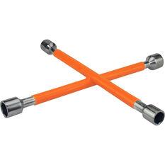 SCA Wheel Brace Rubber Grip Orange, , scanz_hi-res