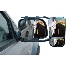 Towing Mirror - Multi Fit, Heavy Duty, , scanz_hi-res