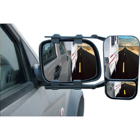 Towing Mirror - Multi Fit, Heavy Duty, , scanz_hi-res