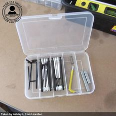 ToolPRO Organiser 5 Compartment, , scanz_hi-res
